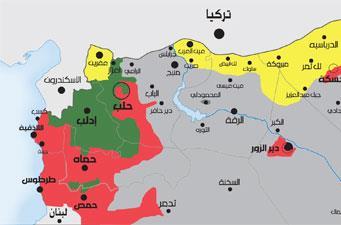 احتدام السباق في الشمال السوري: واشنطن تَشحن أدواتــها