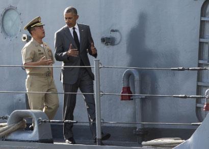سوريا ما بعد «باريس»: فلينشر أوباما جنوده ولتوقف فرنسا     الإذعان لآل سعود