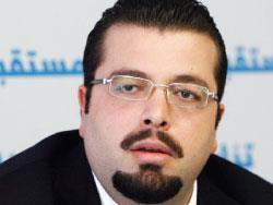 أحمد الحريري   (منسق عام تيار المستقبل)