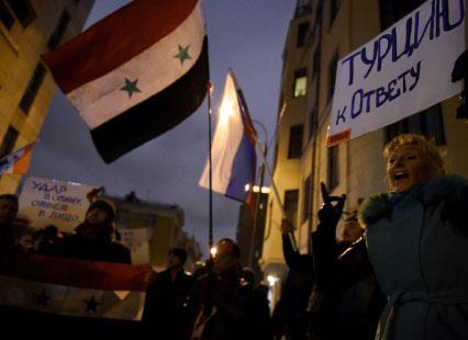 «طعنة تركيّة» في ظهر روسيا تنذر بـ«عواقب وخيمة»