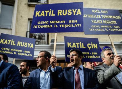 أردوغان يُصعّد: «منطقة آمنة» من جرابلس إلى المتوسط