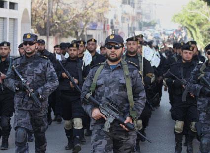 فلسطين | تعديلات أمنية في أجهزة «حماس»