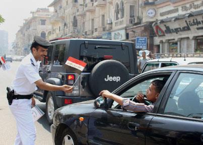 مصر «تحتفل»: إجراءات مشددة ومشاريع جديدة