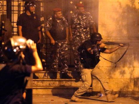 لجان قانونية تساند الحراك الشعبي: لا للاعتقالات العشوائية