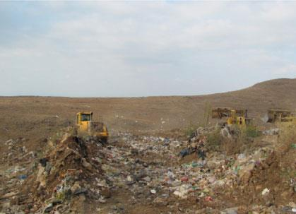 سرار وريثة الناعمة: «دكانة» النفايات تتحول إلى «مول»