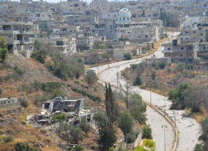 داخل درعا... «مقتلة» المسلحين ترسم حدودهم