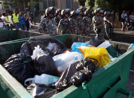 كرة النار تنتقل الى يد شهيب:  ملف النفايات بعهدة لجنة خبراء