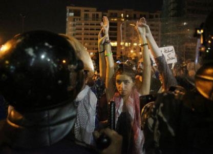 احتجاجات المساء: الناس ألِفوا الساحات