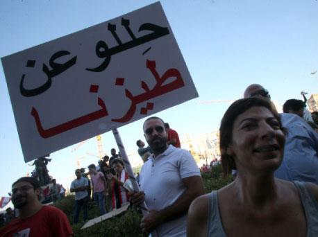الاحتجاز التعسفي: انتهاكات فاضحة لترهيب المتظاهرين