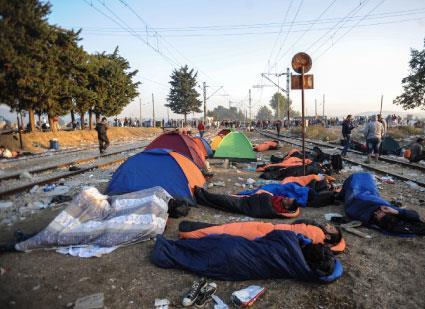 الجزائر... محطة عبور في طريق السوريين والأفارقة إلى «الفردوس الأوروبي»