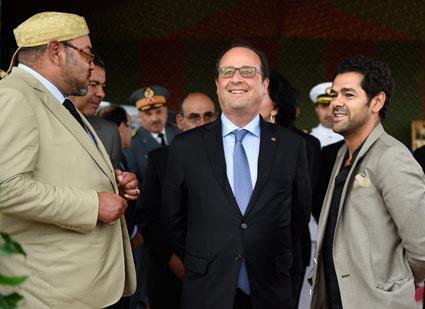 المغرب | زيارة هولاند: ملفات اقتصاد في الحقيبة والعين على التعاون الاستخباري
