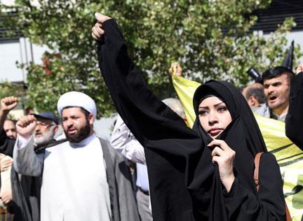 إيران تتّشح بالسواد: على السعودية تحمل المسؤولية