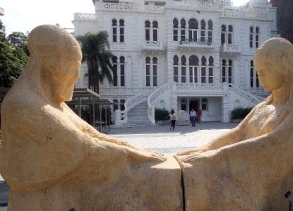 تركة نقولا سرسق، معقل الفن اللبناني