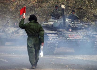 أبعاد التصعيد العسكري الروسي في سوريا