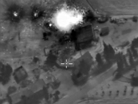تل أبيب:  الهجمات تمهّد لعملية برية في شمال سوريا