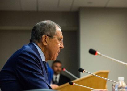 موسكو: نستهدف كل الإرهاب... بطلب من الأسد