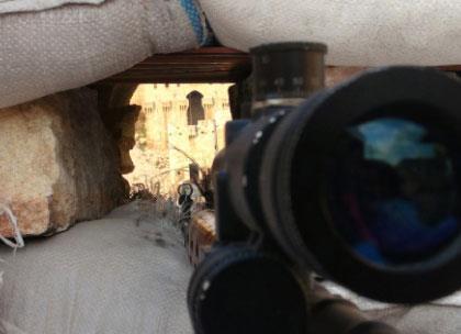 «الحرب الشيشانيّة الثالثة» في سوريا