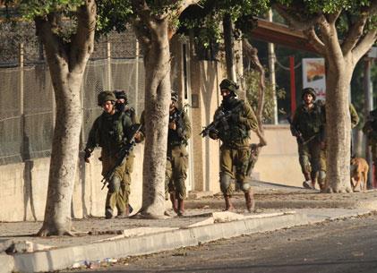 تخويف الفلسطينيين من «سور واقي ــ 2»: رفع سقف التهديد