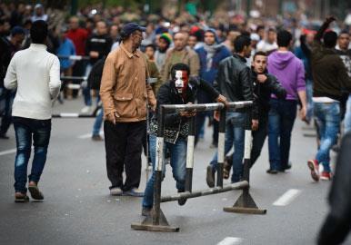 دماء في الذكرى الرابعة للثورة: ٢٥ يناير Vs ٣٠ يونيو