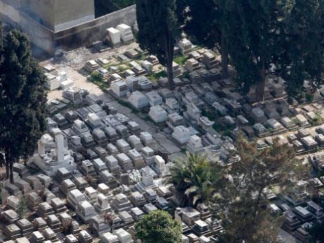 مقبرة الباشورة: الموت على طبقات كثيرة