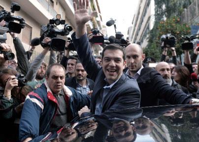 اليونان تهزّ عرش الرأسمالية الغربية