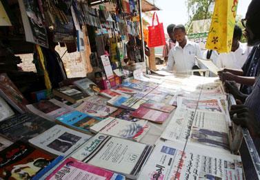 السودان: صدام يستعر قبيل الانتخابات