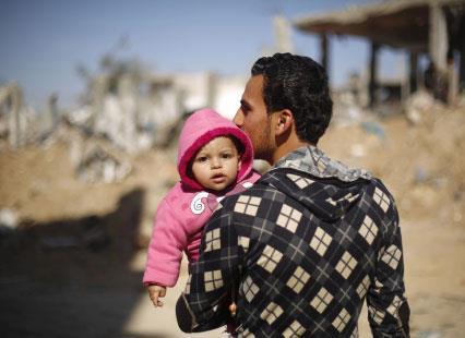 العلاقة بين سلطة الاحتلال وسلطة الادارة الفلسطينية