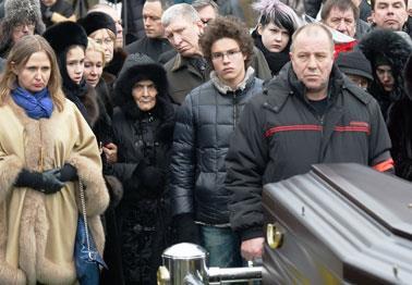 قتل المعارض الروسي نيمتسوف: «قربان طقوسي»؟