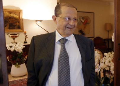 ثمانون ميشال عون: أنا قريب من بعبدا بقدر ما يتوافق اللبنانيون