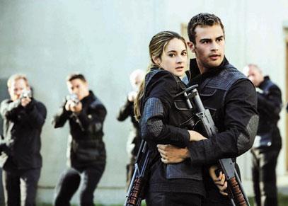فيلم الأسبوع | Insurgent: بشر غير مطابقين!