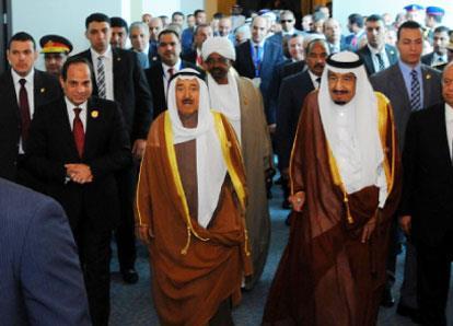 قوة عربية مشتركة نتاج توافق مصري ــ سعودي