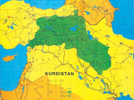 من أربيل  إلى «روج آفا»: الشمس تشرق فوق  تلال كردستان