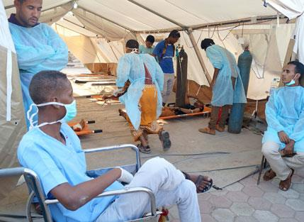 مستشفيات عدن تستغيث: نحتاج لإمدادات