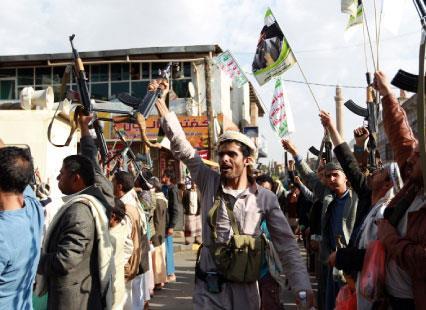 تظاهرات تمنح «أنصار الله» تفويضاً شعبياً للرد