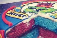 قالب الحلوى «المفخخ»