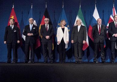 إيران تنجح في انتزاع «اتفاق  تاريخي»: رفع كامل للعقوبات مقابل رقابة دولية للبرنامج السلمي