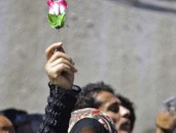 صاحبة «نوبل للسلام»... داعية حرب!