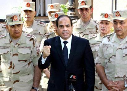 مؤشرات مصرية نحو المشاركة بقوات على الأرض