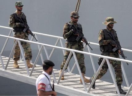 إسلام اباد تماطل بالرد: جيشنا ليس للإيجار!