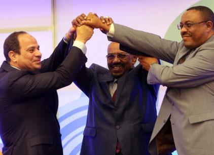مصر | وثيقة إعلان المبادئ حول سدّ النهضة: المكسب لمن؟
