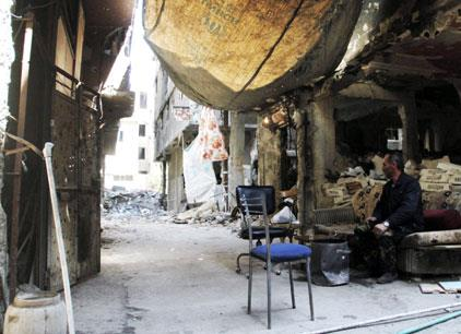 حرية مخيم اليرموك والمواقف الملتبسة