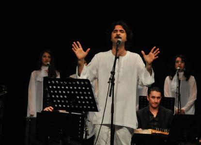 بشار زرقان جلسة سمر مع «حلاج الأمل»