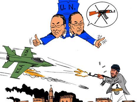 «الحزم» يعصف  بصحافيي اليمن