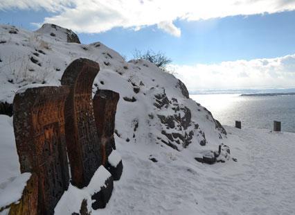 أرمينيا في متاجر تذكاراتها