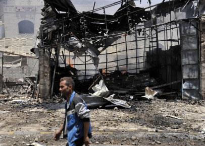 حرب اليمن: مبادرات ميتة