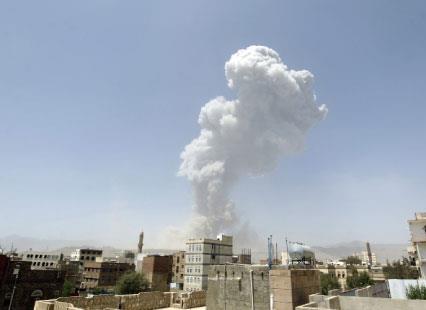 العدوان يزداد وحشية: «عنقودية» على مدنيين