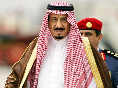 السعودية: حكم الصبية