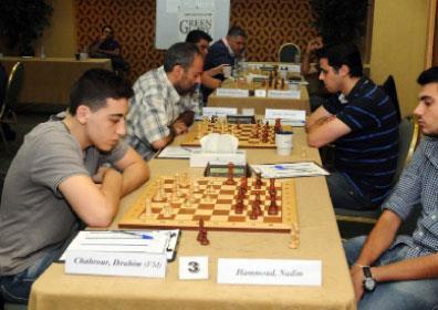 الشطرنج والبلياردو : الألعاب الفكرية رياضة أيضاً