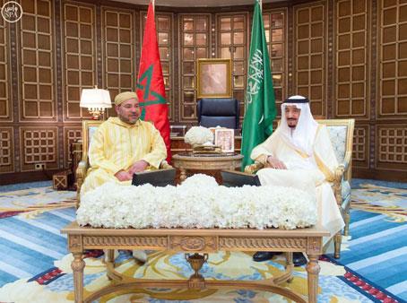 الملك المغربي يزور السعودية والإمارات
