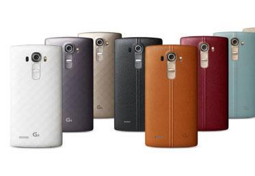 هاتف G4 من «أل جي»... جلد طبيعي وكاميرا استثنائية